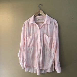 Free People we the free button down